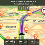 be-on-road navigation