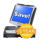 Refurbished Panasonic Toughbook CF-19